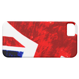Abstract Union Jack Case For The iPhone 5