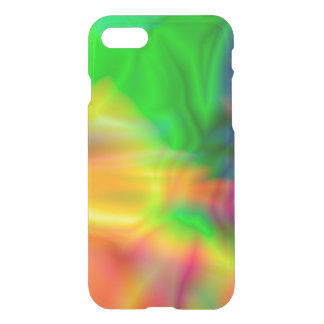 Abstract unique colorful shine iPhone 7 case