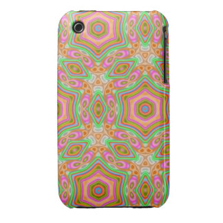 Abstract unique pattern iPhone 3 cases