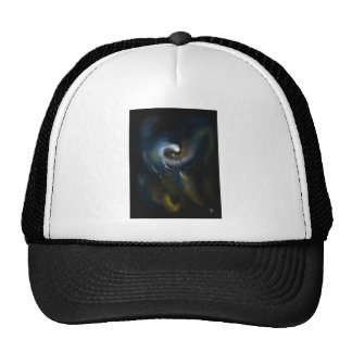 abstract unknown cap