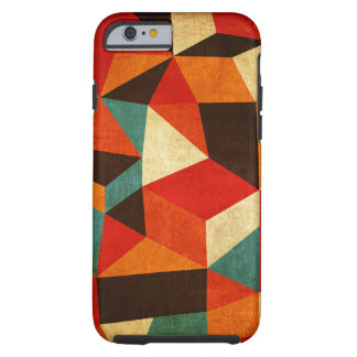 abstract vintage case iphone tough iPhone 6 case