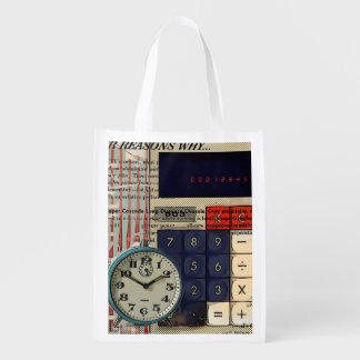 Abstract vintage retro electronics fashion pattern