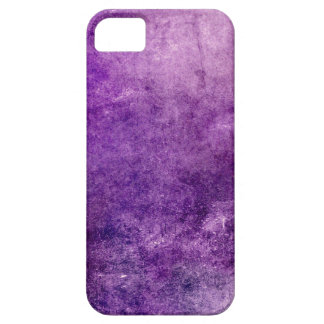 Abstract violet iPhone 5 case