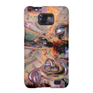 Abstract Void Samsung Galaxy Case
