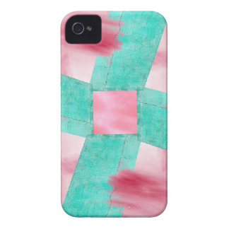 Abstract Wall and Sky Case-Mate iPhone 4 Case