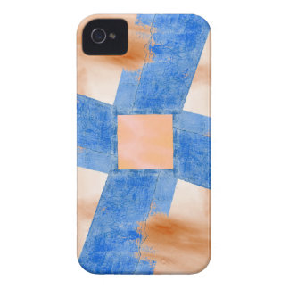 Abstract Wall and Sky iPhone 4 Case