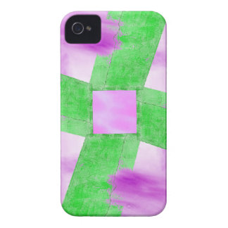 Abstract Wall and Sky iPhone 4 Covers
