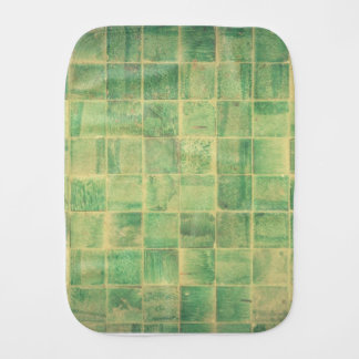 Abstract wall burp cloth