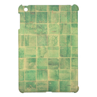 Abstract wall iPad mini case