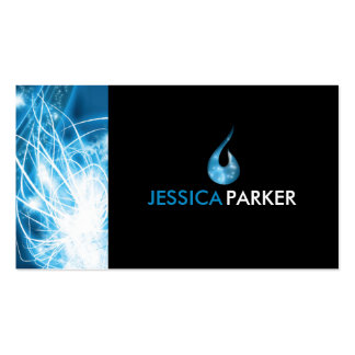 Abstract - Water Business Card Templates