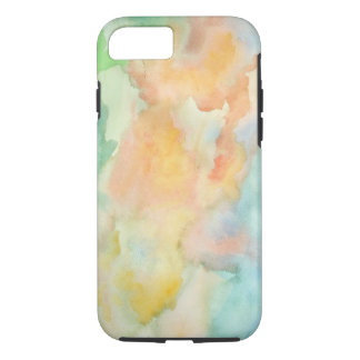 Abstract Water Colour iPhone 7 Case