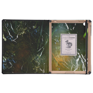 ABSTRACT WATER WORLD FANTASY DESIGN iPad CASE
