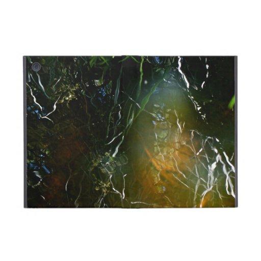 ABSTRACT WATER WORLD FANTASY DESIGN iPad MINI COVER