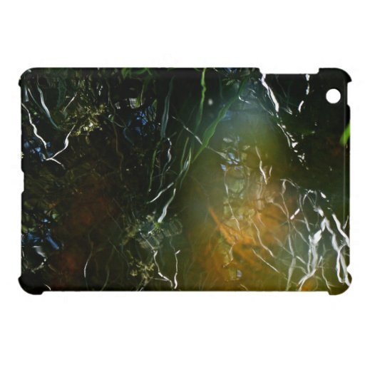 ABSTRACT WATER WORLD FANTASY DESIGN COVER FOR THE iPad MINI