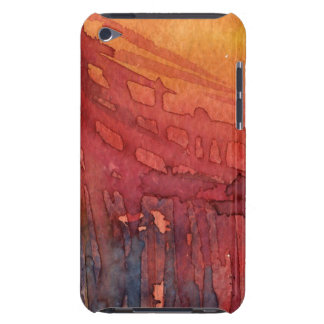 Abstract watercolor 3 barely there iPod cover