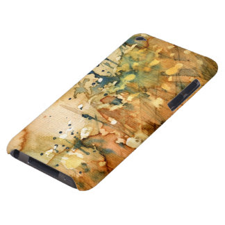 Abstract watercolor and old background Case-Mate iPod touch case