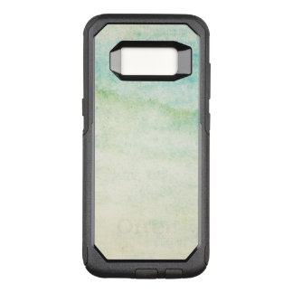 Abstract watercolor background OtterBox commuter samsung galaxy s8 case