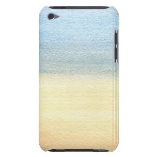 Abstract Watercolor Barely There iPod Covers