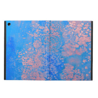 Abstract watercolor case for iPad air