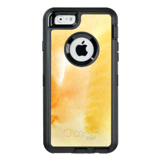 Abstract watercolor hand painted background 14 OtterBox iPhone 6/6s case