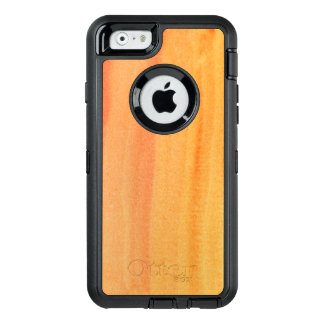 Abstract watercolor hand painted background 2 OtterBox iPhone 6/6s case