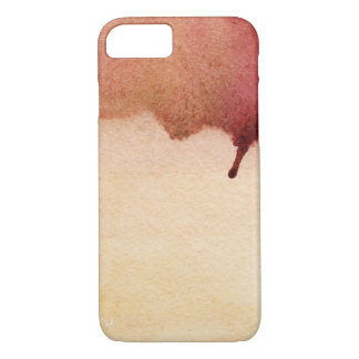 Abstract watercolor hand painted background 3 iPhone 7 case