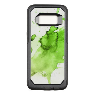 Abstract watercolor hand painted background 3  OtterBox commuter samsung galaxy s8 case