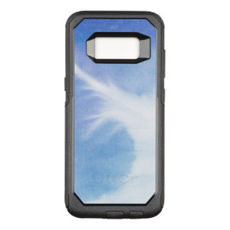 Abstract watercolor hand painted background 4 2 OtterBox commuter samsung galaxy s8 case