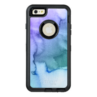 Abstract watercolor hand painted background 6 2 OtterBox iPhone 6/6s plus case