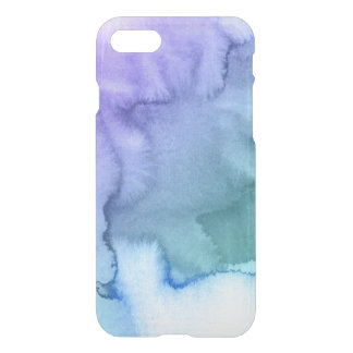 Abstract watercolor hand painted background 6 iPhone 7 case