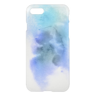 Abstract watercolor hand painted background 9 iPhone 7 case
