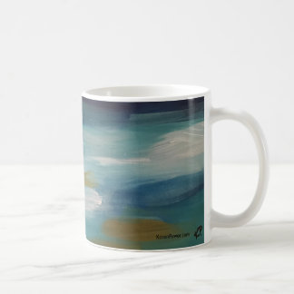 Abstract Waves - Mug