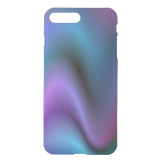 Abstract Waves of Sound iPhone 7 Plus Case
