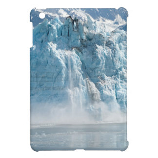 Abstract white ice Alaska mountains Case For The iPad Mini