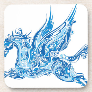 Abstract Winged Horse Coaster