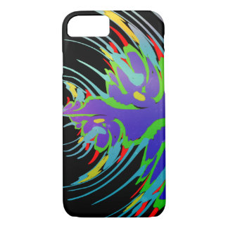 abstract with claws iPhone 8/7 case