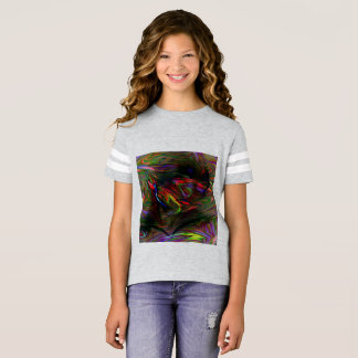 Abstract Woman Two T-Shirt