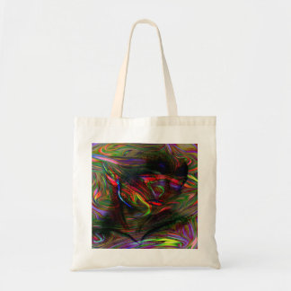 Abstract Woman Two Tote Bag