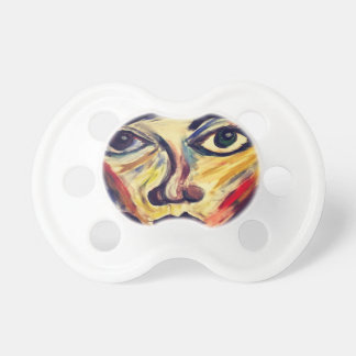 Abstract woman's face dummy