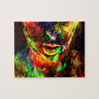 Abstract Women Jigsaw Puzzle