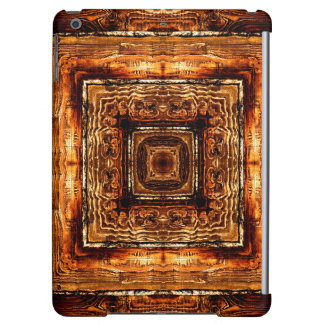 Abstract Wood Grain Texture Case For iPad Air