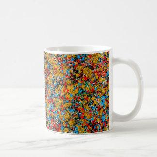 Abstract World Print Mug