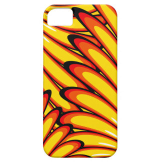 abstract yellow sunflowers iPhone 5 Case-Mate iPhone 5 Case