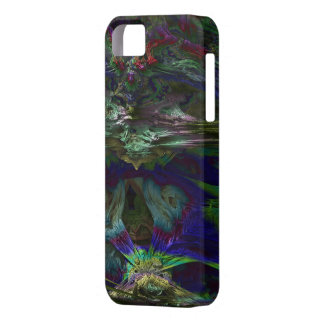 Abstract yourself iPhone 5 cover