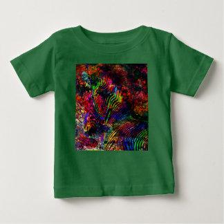 Abstract Zebra Baby T-Shirt