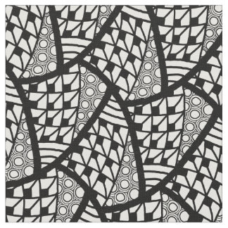 Abstract Zen Doodle Geometric Pattern