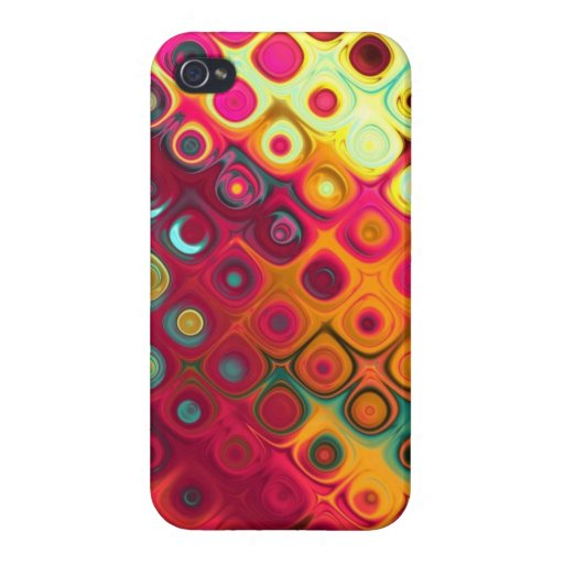 abstracted iPhone 4 covers