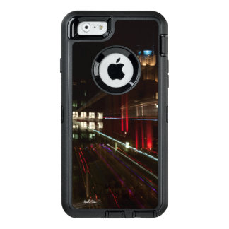 abstracted photograph, building OtterBox defender iPhone case