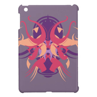 Abstraction Eight Dolos iPad Mini Covers
