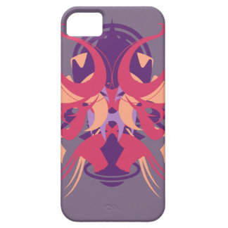 Abstraction Eight Dolos iPhone 5 Cover
